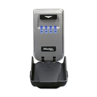 Master Lock MASTER LOCK High Security Light Up 4-Dial Combination Keysafe