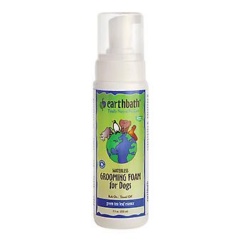 Earthbath Green Tea Foam 222ml