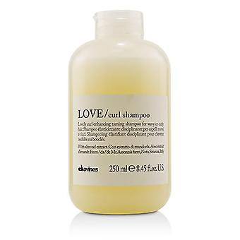 Davines Love Curl Shampoo (Lovely Curl Enhancing Taming Shampoo For Wavy or Curly Hair) - 250ml/8.45oz