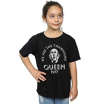 Queen Girls We Are The Champions T-Shirt