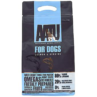 AATU 80/20 Dog Single Protein Dry Food with Salmon