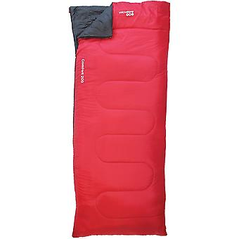 Yellowstone Comfort 200 Rectangular Sleeping Bag Equipment for Camping