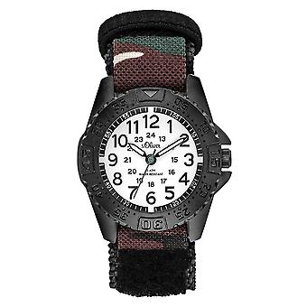 s.Oliver watch kids watch kids SO-3504-LQ