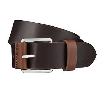 Cinturones de Lee cinturones hombre cuero cinturón marrón 3979