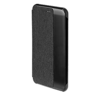 CHELSEA smart cover window for Huawei P10 plus bag cover case black