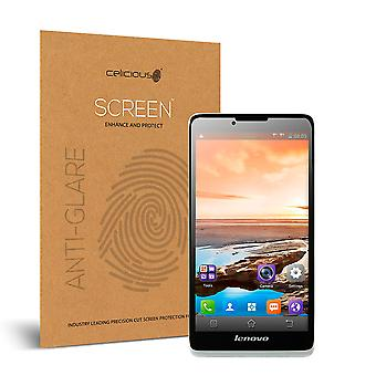 Celicious Matte Anti-Glare Screen Protector for Lenovo A889 [Pack of 2]