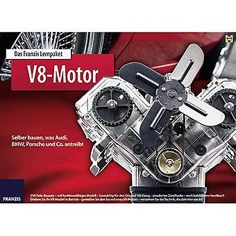 Course material Franzis Verlag V8-Motor 65207 14 years and over