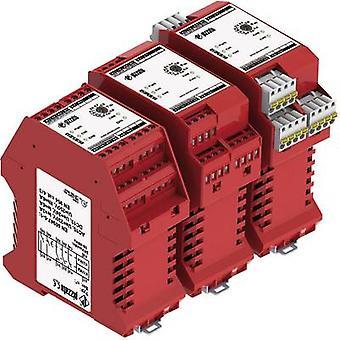 Pizzato Elettrica CS AT-02V024 módulo de segurança para emergência parar circuito