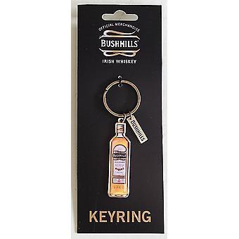 Bushmills Irish Whiskey Bottle Keyring