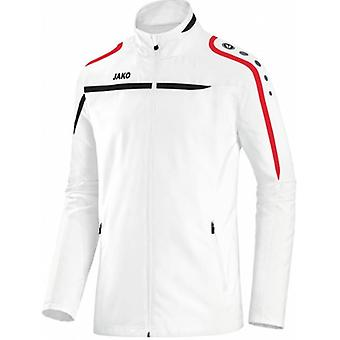 James performance presentation jacket ladies white/black/red-9897