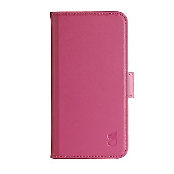 GEAR wallet bag Pink iPhoneX