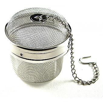 Te bollen Infuser | Tekanna formade | 6,3 cm | För te lämnar kryddor örter