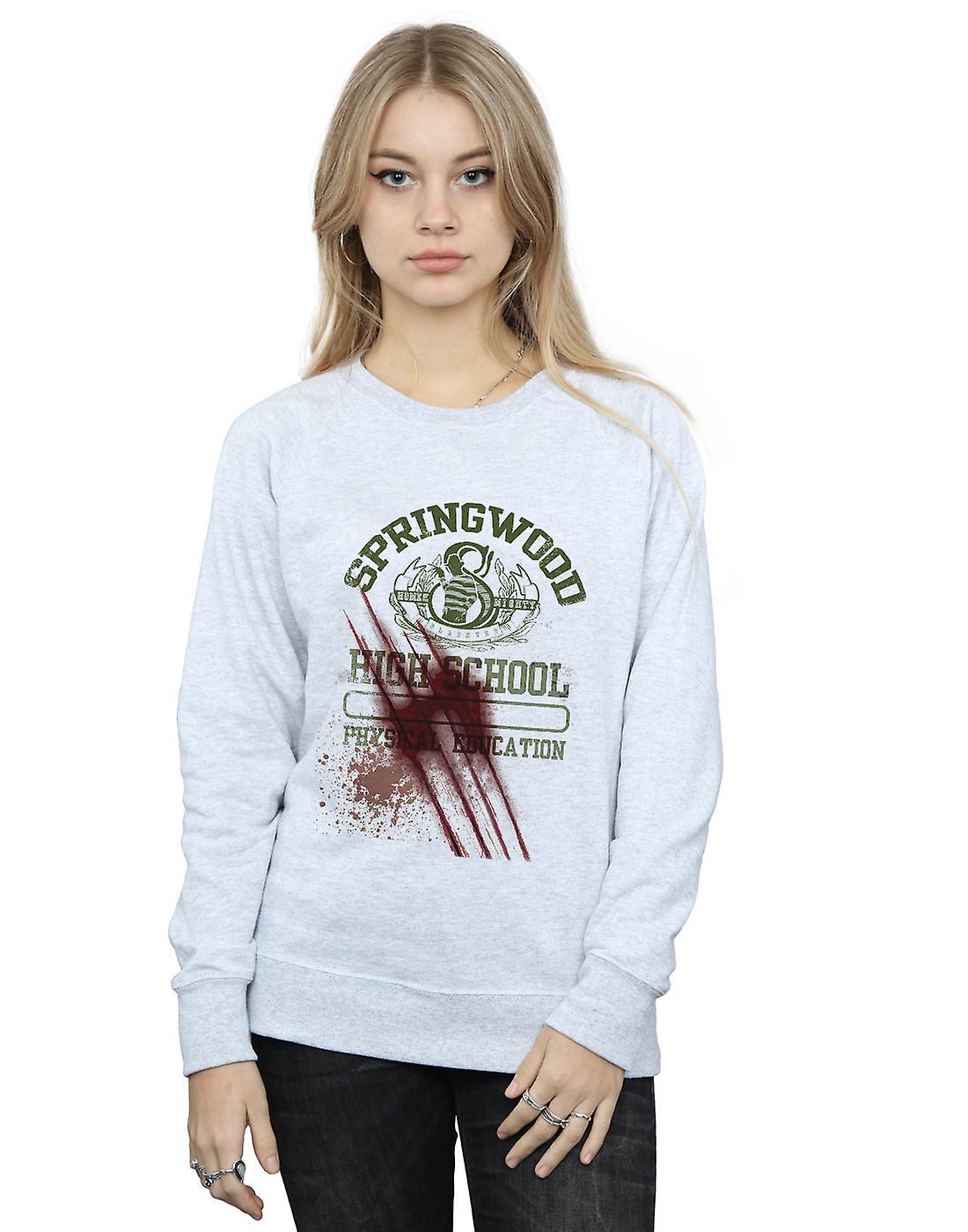 A Nightmare On Elm Street femmes&s Springwood Slasher Sweatshirt