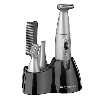 Babyliss 7040CU Men's 6-in-1 Grooming Kit