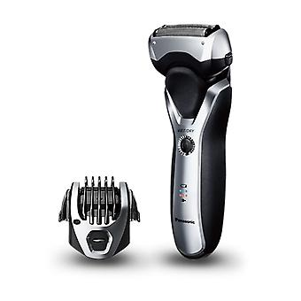 Panasonic ES-RT47S Men's Wet & Dry Washable 3-Blade Electric Foil Shaver