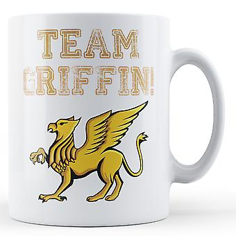 Team Griffin - Printed Mug