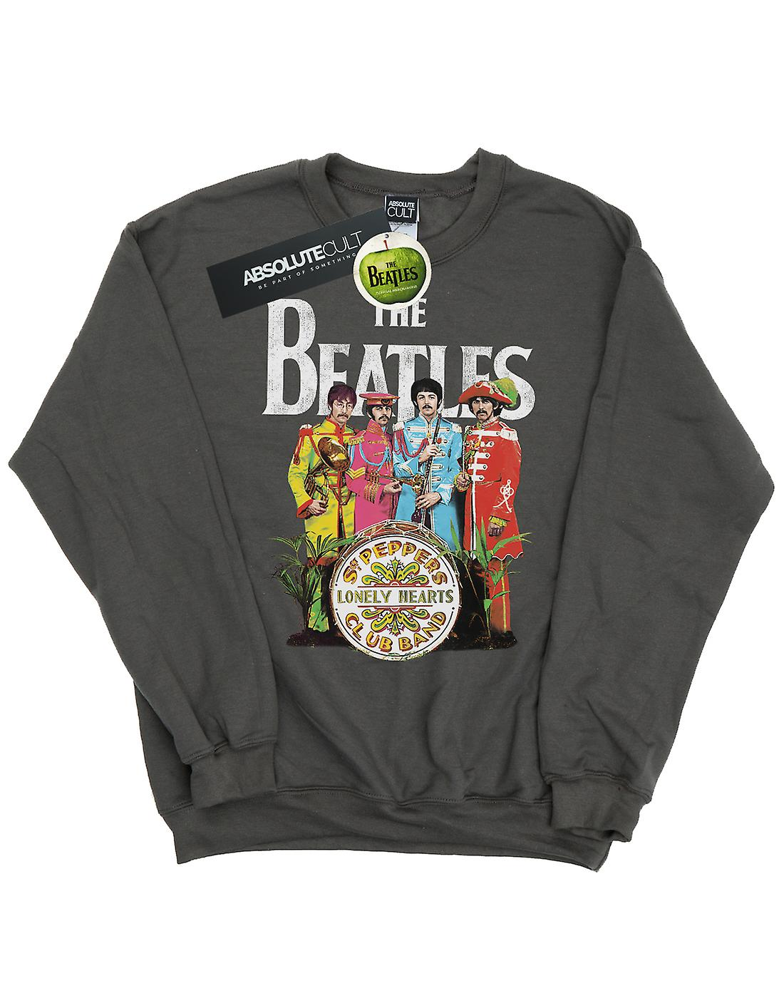 La chicas Beatles Sgt. Pepper sudadera