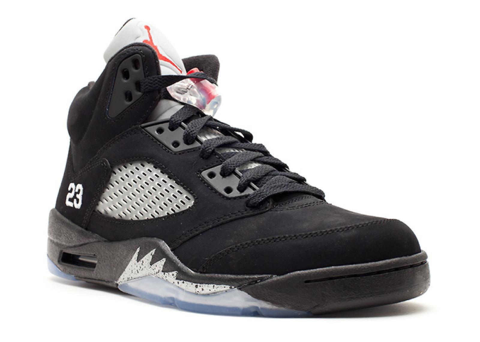 Air Jordan 5 Retro '2011 Communiqué?? - - - 136027-010-chaussures 512303