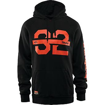 ThirtyTwo (32) Marquee Hooded Pullover - Black