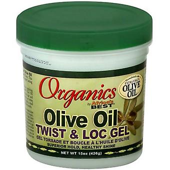 Africa's Best Olive Oil Deep Conditioner 426g
