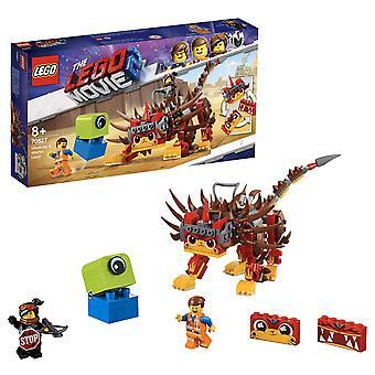 Lego Movie 70827 Tlm2 Ultrakatty and Warrior Lucy