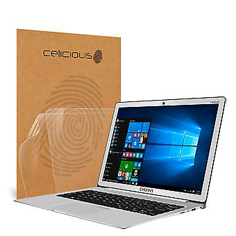 Celicious Vivid Invisible Glossy HD Screen Protector Film Compatible with Chuwi LapBook 12.3 [Pack of 2]