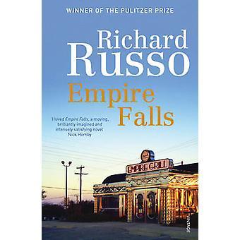 شلالات الإمبراطورية من ريتشارد روسو-كتاب 9780099422273