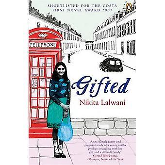 Begaafd door Nikita Lalwani - 9780141030395 boek