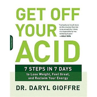 Get Off Your Acid - 7 Steps in 7 Days to Lose Weight - Fight Inflammat