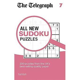 Grupo de todos nuevos rompecabezas Sudoku 7 por los medios del telégrafo el telégrafo-