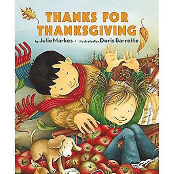 Bedankt voor Thanksgiving Board boek [Board boek]