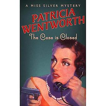 The Case Is Closed (Miss Silver Mysteries)