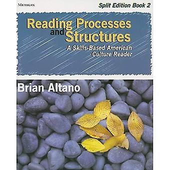 Läsning processer och strukturer, Split Ed., bok 2: färdigheter-baserade amerikanska kulturen läsare, Vol. 2