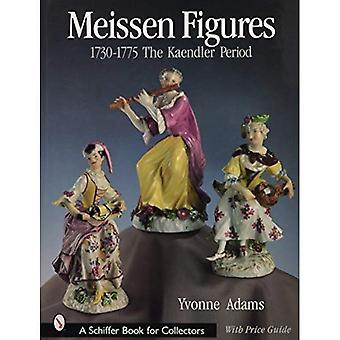 Meissen Figuren 1730-1775: der Kaendler Periode