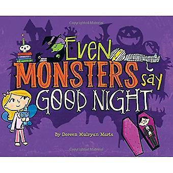 Selv monstre si god natt
