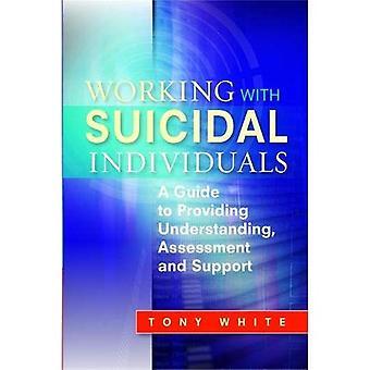 Trabalhando com indivíduos suicidos: um guia para fornecer a compreensão, avaliação e apoio