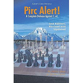 PIRC Alert!: una defensa completa contra 1. E4