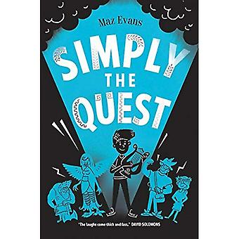 Simply the Quest - Who Let the Gods Out? 2