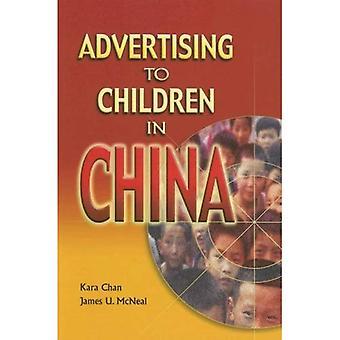 Advertising to Children in China