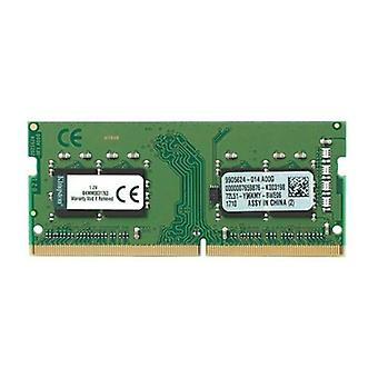 Kingston KVR24S17S6/4 RAM memory 4 GB DDR4