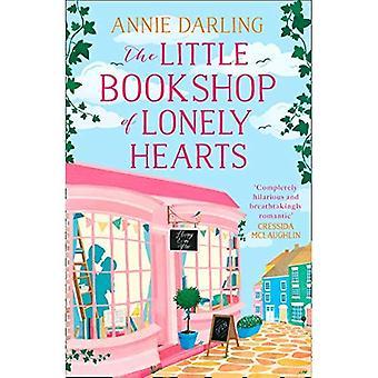 Den lilla bokhandeln av Lonely Hearts: en må-bra rolig Romans