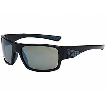 Cebe Whisper Sunglasses (1500 Grey AR FM Lens Shiny Black Frame)