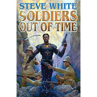 Soldats hors du temps par Steve White - livre 9781476780726