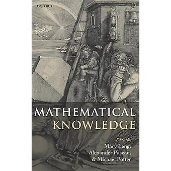 Mathematical Knowledge by Leng & Mary