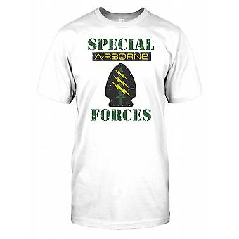 US Army Special Forces Command Airborne Kids T Shirt