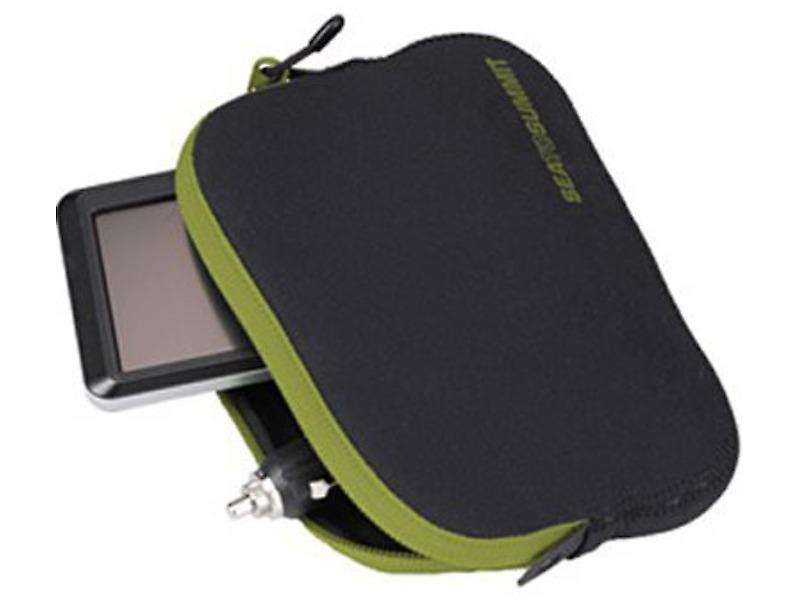 Sea to Summit Padded Travel Pouch Large (Lime/Black)