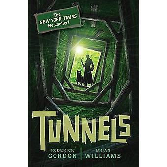 Tunnels by Roderick Gordon - Brian Williams - 9780545078818 Book