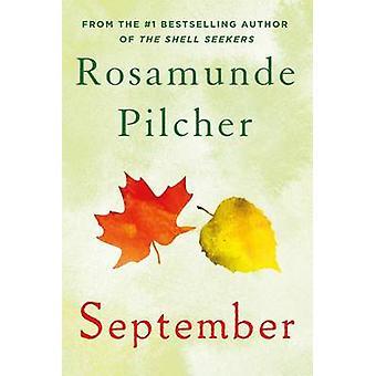 September by Rosamunde Pilcher - 9781250063793 Book