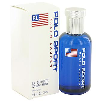 POLO SPORT by Ralph Lauren Eau De Toilette Spray 2.5 oz / 75 ml (Men)