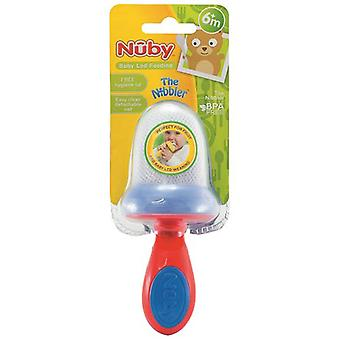 Nuby Nibbler Red & Blue
